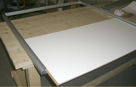 Aufbau Messestand-Tisch DK1.0